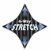 4- way stretch