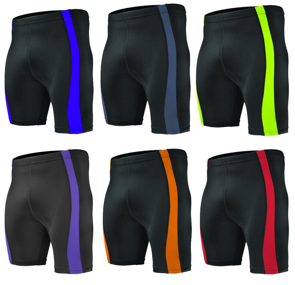 aero tech men's Big Size compression shorts color choices