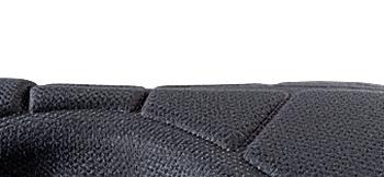 removable chamois pad