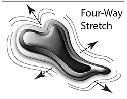 stretch tights