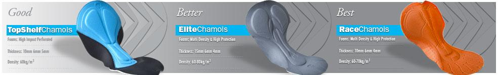 Aero Tech Chamois Pads