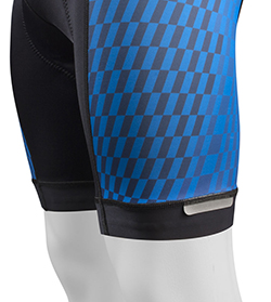 Power Tread Bib Shorts Cuff