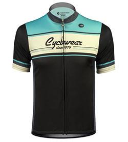 Retro Active Cyclewear Jersey