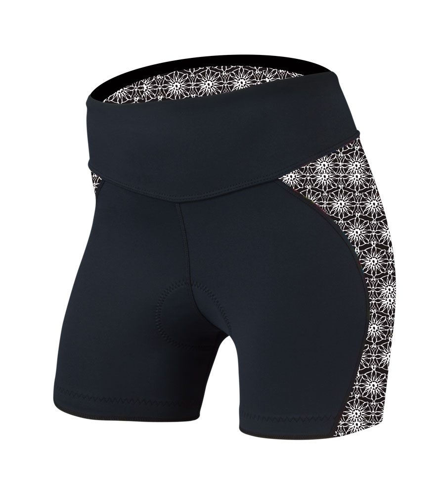 pizelle mini bike shorts
