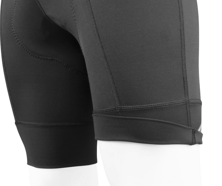 bike shorts have fabric cuff