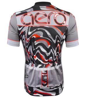 aero tech cycle jersey