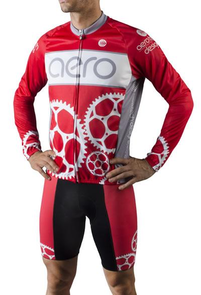 Jordan is a professional Cyclist