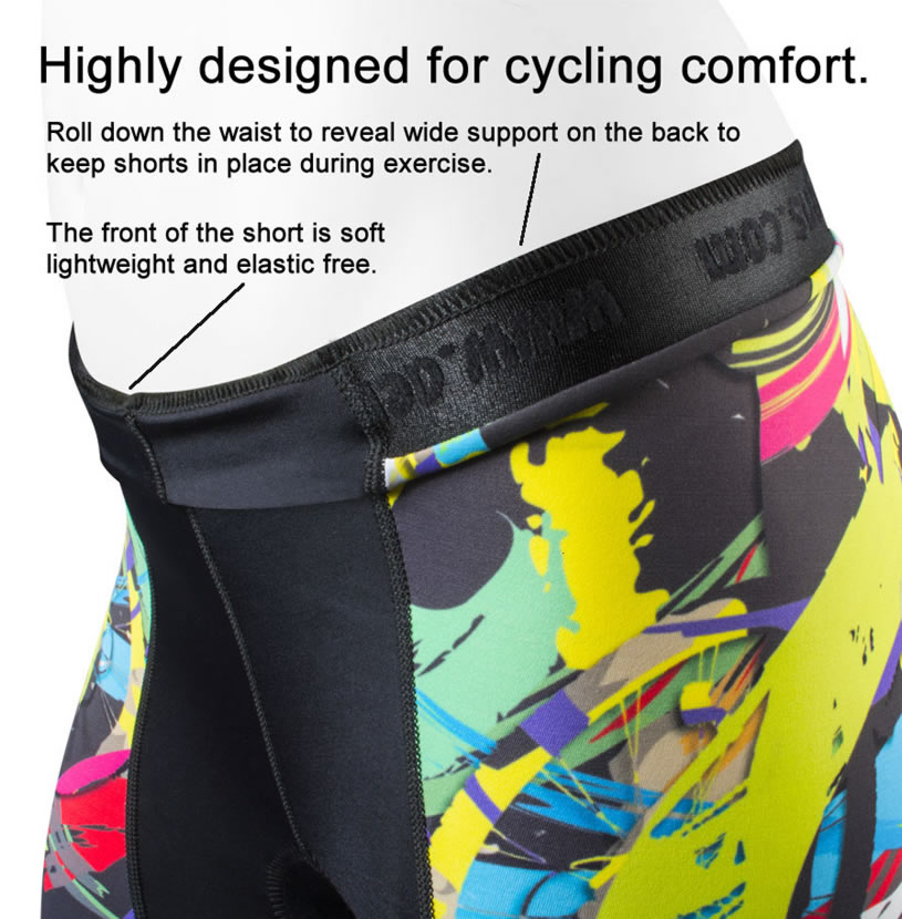 Hide-a-Rider_Shorts Comfort Story