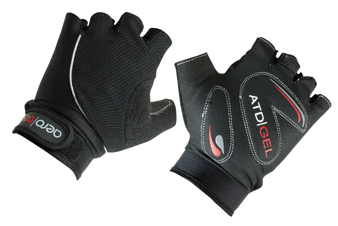 child's gel padded gloves