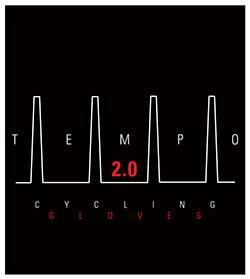 Tempo 2.0 Cycling Gloves logo