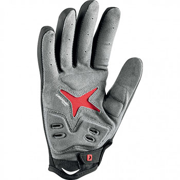 Blast Full Finger Padded Bike Gloves