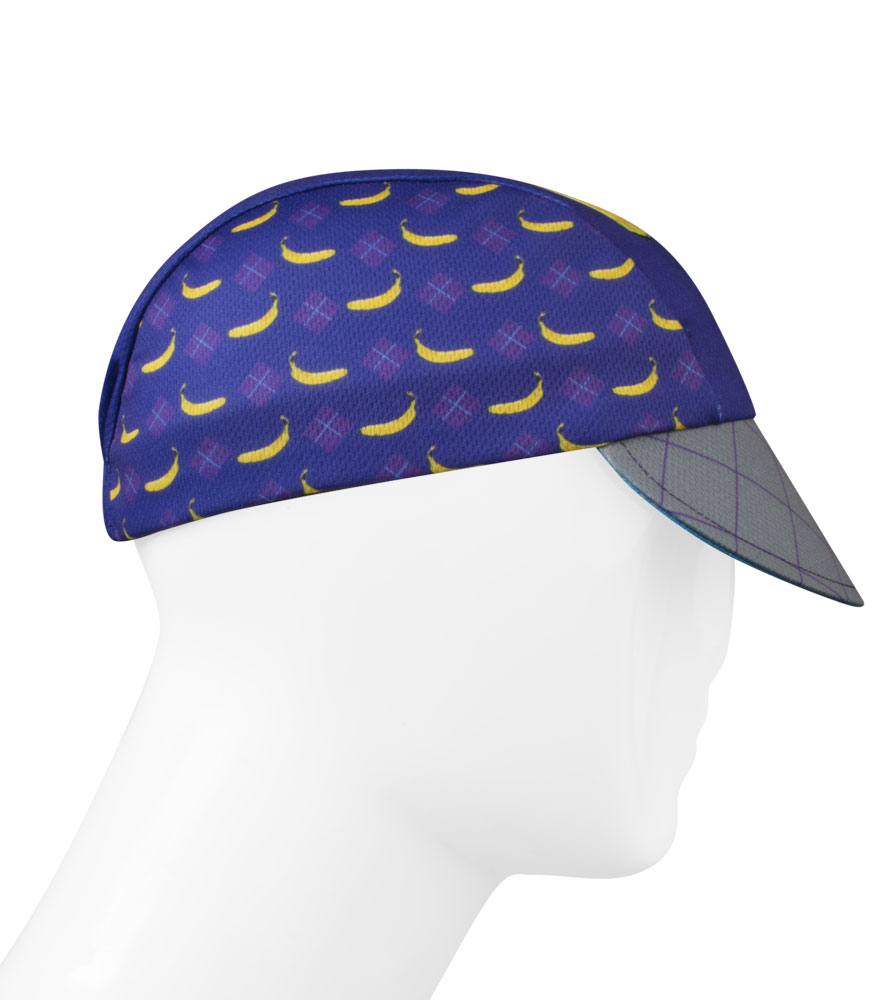 pizza cycling hat