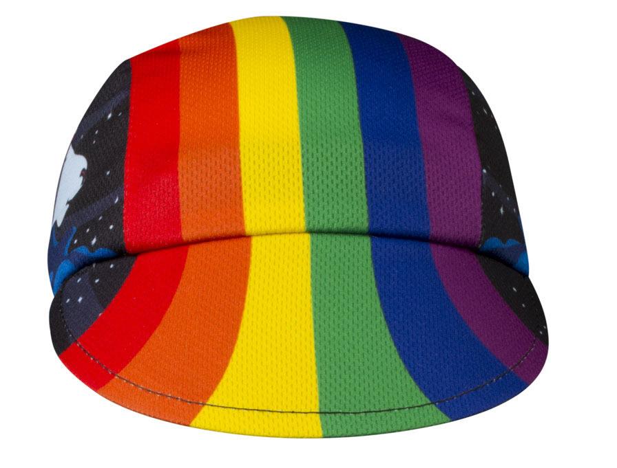 rainbow cap - One of a Kind