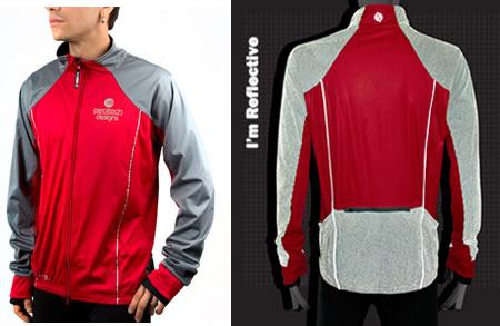 Men's Aero Tech reflective Jacket