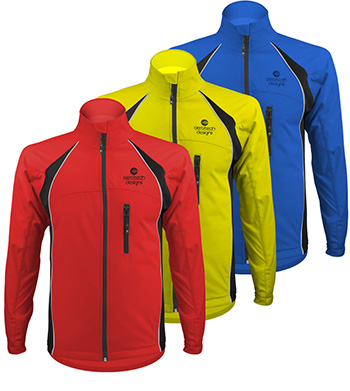 Aero Tech Thermal Soft Shell Bike Jacket
