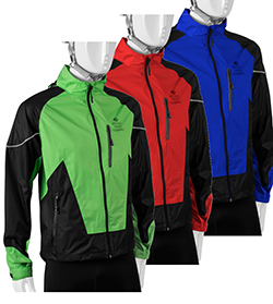 Aero Tech Windproof Waterproof Bike Jacket