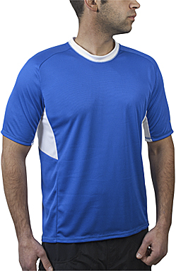 royal blue tall mens tee