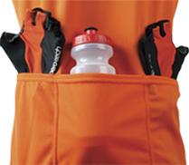 Rear Cycling Pockets