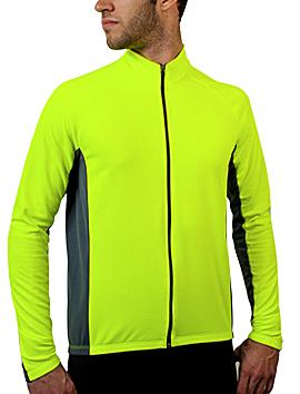 Long Sleeve Bike Jersey