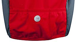 three back pockets