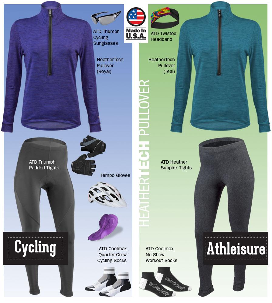 HeatherTech Cycling Kits