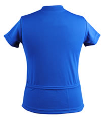 blue youth jersey back pockets