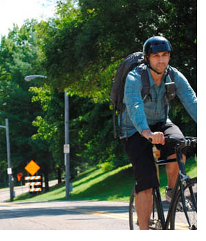 Men's Commuter Cycling Clothes