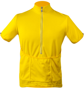 yellow recumbent jerseyq