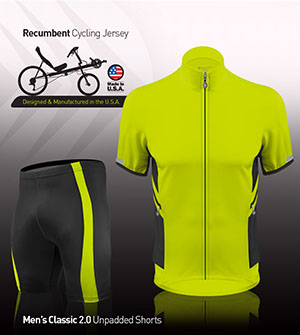 Recumbent Cycling Kit