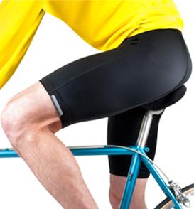 Aero Tech Top Shelf Bike Short