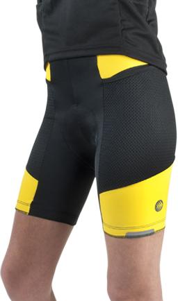 gel padded bicycle touring kit