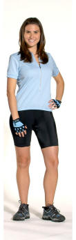 girls bike shorts padded bicycling shorts for women overview and descriptions
