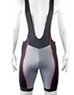 bib shorts are compression bike shorts with suspender shoulder straps