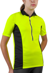 high visibility cycle jersey
