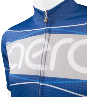 Tall Detour Jersey Front Detail