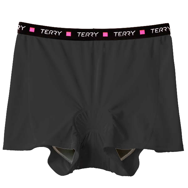 terry brand womens cyclo padded brief liner