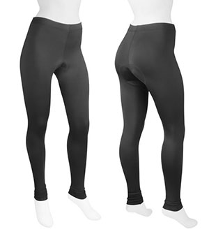 Stretch Fleece Cycling Tights