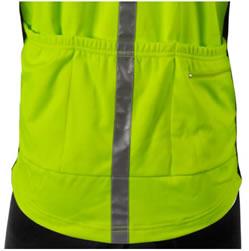zippered safety pocket