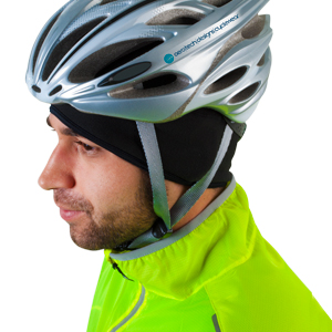 Stretch Fleece Cycling Cap