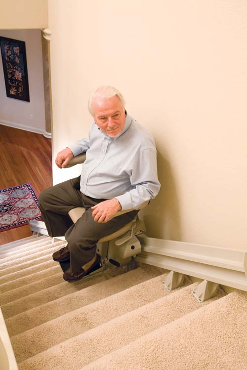 Residential Commercial Handicare Stair Lifts In Portland