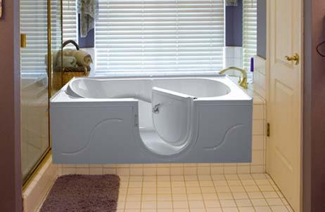 Walk In Bath Tubs
