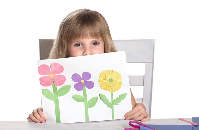 Fun Arts And Crafts For Kids Paintings For Sale Hand Painted Art