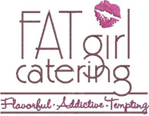 Catering Logo Embroidery