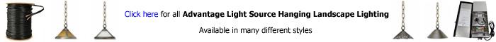 Advantage Light Source Hanging Lighting