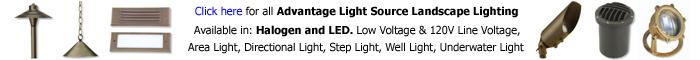 Advantage Light Source Landscape Lighting