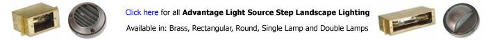 Advantage Light Source Step Lighting