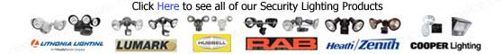 Electricsupplisonline.com has a wide variety of Security Lighting