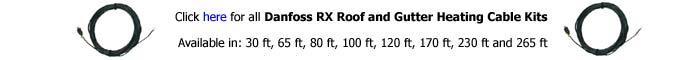 Danfoss RX Kits