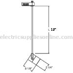 ET532 12 inch extension specs