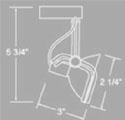 ET554 dimensions